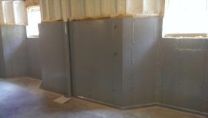 is waterproofing paint the best option