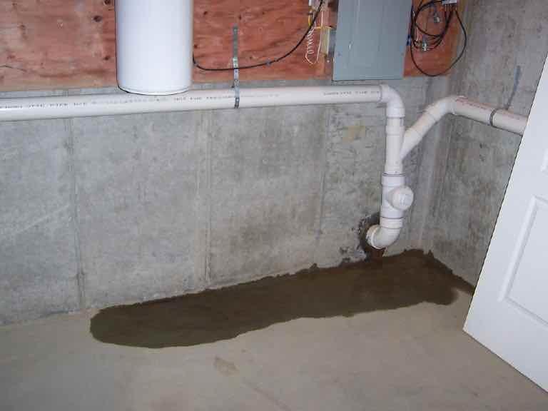Pipe-leak