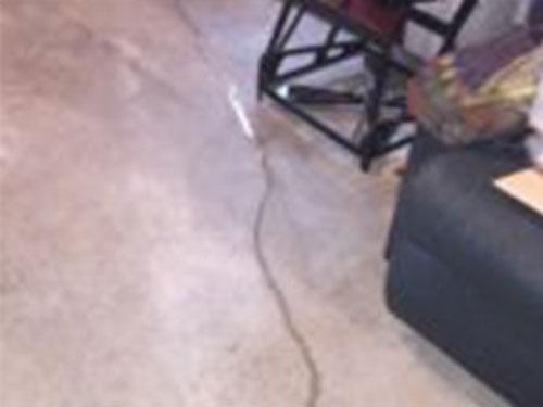 floor-crack