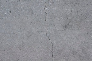 when is a foundation crack a structural concern