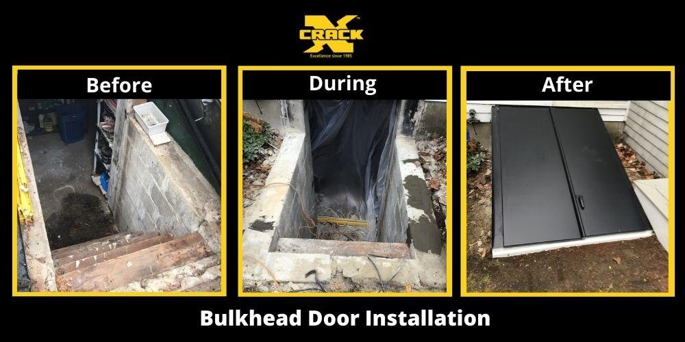 bilco basement bulkhead door