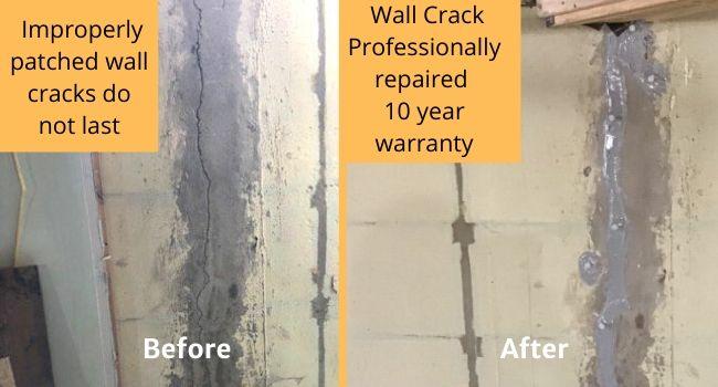 DIY crack reapir fix