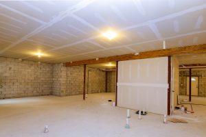average cost of finishing a basement